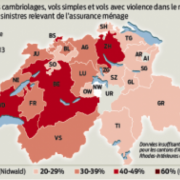 cambriolages en suisse
