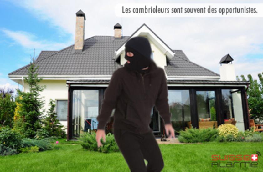 5 conseils pour vous prot ger contre les cambriolages suisse alarme syst me d 39 alarme pour. Black Bedroom Furniture Sets. Home Design Ideas
